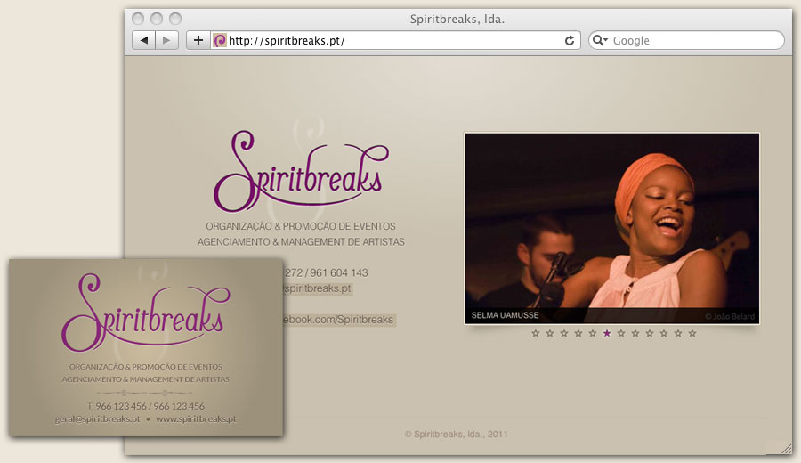 Website Spiritbreaks